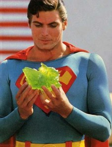 Hi, my  name is Clark Kent and I'm about to have Kryptonite for breakfast.